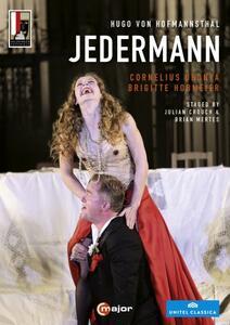 Hugo von Hofmannsthal. Jedermann di Julian Crouch,Brian Mertes - DVD