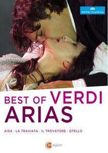 Giuseppe Verdi. Best Of Verdi Arias - DVD