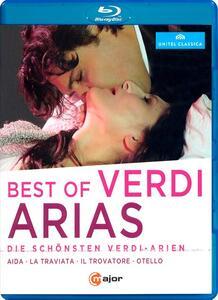 Best of Verdi Arias - Le arie più belle di Verdi - Blu-ray