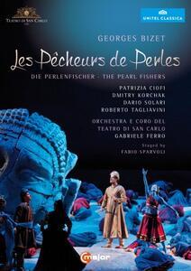 Georges Bizet. Les pêcheurs de perles - DVD