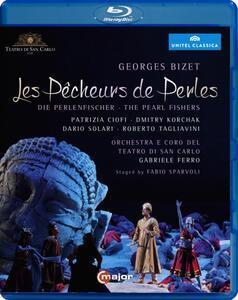 Georges Bizet. Les pêcheurs de perles - Blu-ray