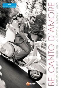 Belcanto d'amore (5 DVD) di Chen Kaige,Pier Luigi Pizzi