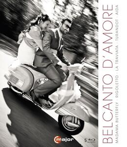 Belcanto d'amore (5 Blu-ray) di Chen Kaige,Pier Luigi Pizzi