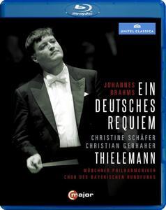 Johannes Brahms. Ein Deutsches Requiem - Blu-ray