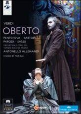 Film Giuseppe Verdi. Oberto conte di San Bonifacio Pierluigi Pier'Alli