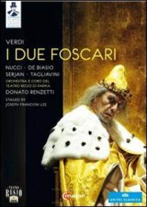Giuseppe Verdi. I due Foscari di Joseph Franconi Lee - DVD