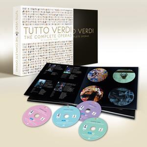 Tutto Verdi. The Complete Operas (30 DVD) di Pierluigi Pier'Alli,Liliana Cavani,Joseph Franconi Lee,Gabriele Lavia,Guy Montavon,Pierluigi Pier'Alli,Pier Luigi Pizzi