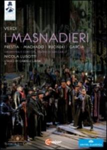 Giuseppe Verdi. I Masnadieri - DVD