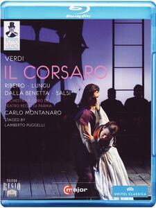 Giuseppe Verdi. Il corsaro - Blu-ray