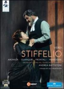 Giuseppe Verdi. Stiffelio di Guy Montavon - DVD