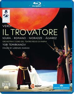Giuseppe Verdi. Il Trovatore - Blu-ray