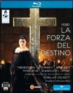 Giuseppe Verdi. La forza del destino - Blu-ray