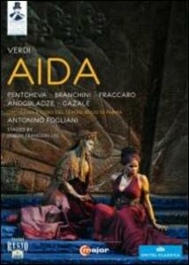 Giuseppe Verdi. Aida - DVD