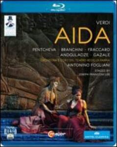 Giuseppe Verdi. Aida - Blu-ray