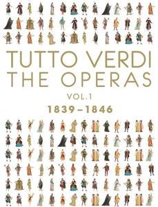 Tutto Verdi. Le opere. Vol.1 (1839-1846) (9 Blu-ray) di Pier Alli,Joseph Franconi Lee,Gabriele Lavia,Pierluigi Pier'Alli,Pier Luigi Pizzi