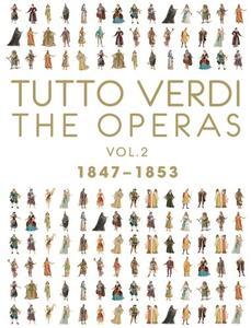 Tutto Verdi. Le opere. Vol. 2 (1847-1853) (9 Blu-ray) di Liliana Cavani,Guy Montavon