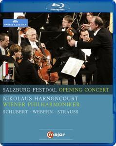 Salzburg Opening Concert 2009 - Blu-ray