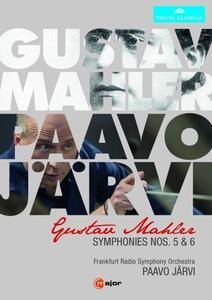 Gustav Mahler. Symphonies Nos. 5 & 6 (2 DVD) - DVD