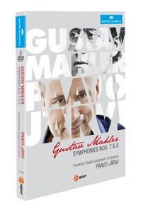 Gustav Mahler. Symphonies Nos. 7 & 8 (2 DVD) - DVD