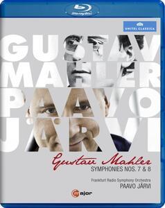 Gustav Mahler. Symphonies Nos. 7 & 8 - Blu-ray