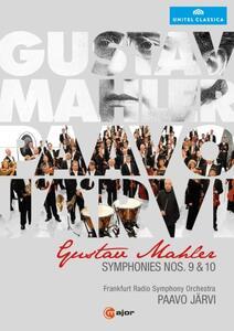 Gustav Mahler. Symphonies Nos. 9 & 10 - DVD