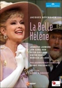Jacques Offenbach. La Belle Hélène - DVD
