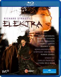 Richard Strauss. Elektra - Blu-ray