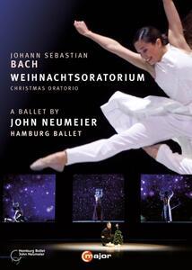 Johann Sebastian Bach. Oratorio di Natale. Weihnachtsoratorium (2 DVD) - DVD