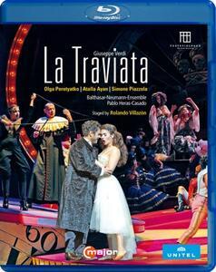 Giuseppe Verdi. La Traviata - Blu-ray