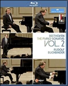 Ludwig van Beethoven. Sonate Per Pianoforte (integrale). Vol. 2 - Blu-ray
