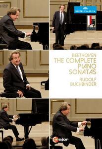 Ludwig Van Beethoven. Sonate Per Pianoforte (6 DVD) - DVD