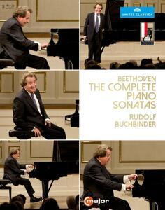 Ludwig Van Beethoven. Sonate Per Pianoforte (3 Blu-ray) - Blu-ray