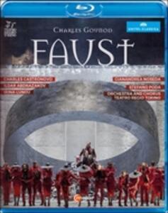 Charles Gounod. Faust - Blu-ray
