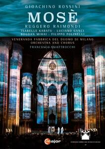 Gioachino Rossini. Mosè - DVD
