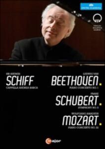 Ludwig Van Beethoven. Concerto Per Pianoforte N.1 Op.15 - DVD
