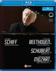 Ludwig Van Beethoven. Concerto Per Pianoforte N.1 Op.15 - Blu-ray