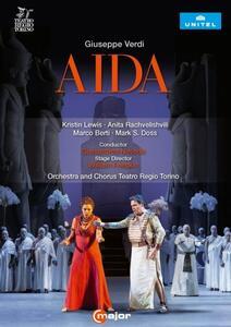Giuseppe Verdi. Aida di William Friedkin - DVD