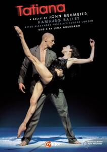 Lera Auerbach. Tatiana (2 DVD) - DVD