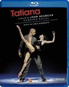 Lera Auerbach. Tatiana - Blu-ray