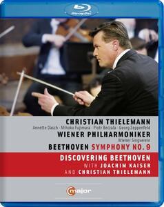 Ludwig Van Beethoven. Sinfonia n. 9 Op. 125 Corale - Blu-ray
