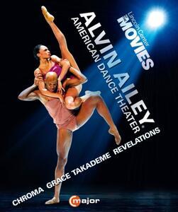Alvin Ailey American Dance Theatre: Chroma, Grace, Takademie, Revelations - Blu-ray