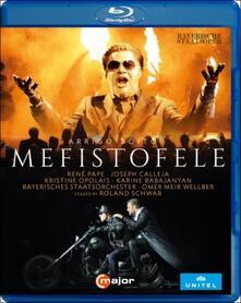 Arrigo Boito. Mefistofele (Blu-ray) - Blu-ray di Arrigo Boito,Joseph Calleja