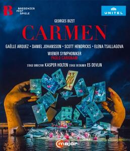 Carmen (Blu-ray) - Blu-ray