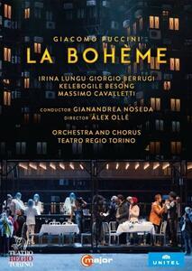 La Bohème (DVD) - DVD