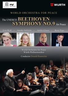 The Unesco Beethoven Symphony n.9 for Peace (DVD) - DVD