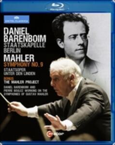 Gustav Mahler. Sinfonia N.9 - Blu-ray