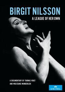 Birgit Nillsson. A league of her own (DVD) - DVD