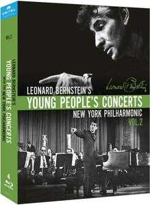Young People's Concerts vol.2 (4 Blu-ray) - Blu-ray