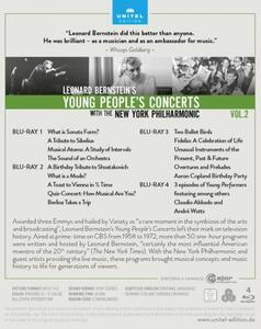 Young People's Concerts vol.2 (4 Blu-ray) - Blu-ray - 2