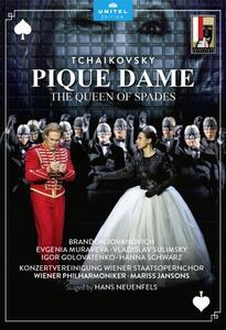 La dama di picche (Pique dame) (2 DVD) - DVD